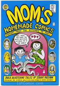 Mom's Homemade Comics #1 - 2nd