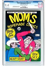 Mom's Homemade Comics #2