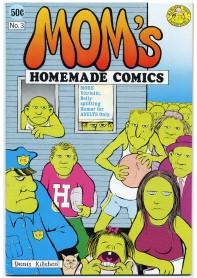 Mom's Homemade Comics #3