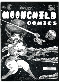 Moonchild Comics 1
