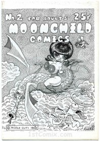 Moonchild Comics 2