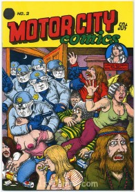 Motor City Comics #2 - 2nd