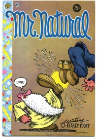 Mr. Natural #1 - 7th