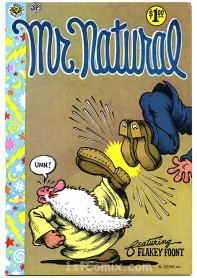 Mr. Natural #1 - 8th