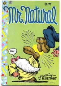 Mr. Natural #1 - 9th