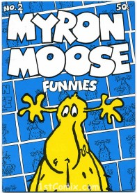 Myron Moose Funnies #2