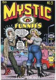 Mystic Funnies #3
