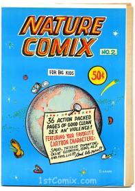 Nature Comix #2