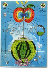 New Gravity #1