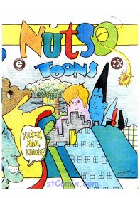 Nutso Toons