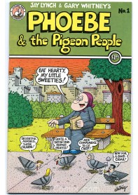Phoebe & the Pigeon People 1