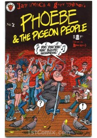 Phoebe & the Pigeon People 2