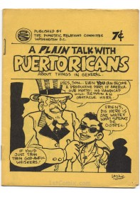 Plain Talk With Puerto Ricans