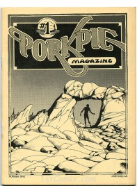Porkpie Magazine #1