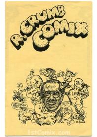 R. Crumb Comix