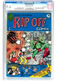 Rip Off Comix #1