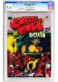 Rubber Duck Tales #1
