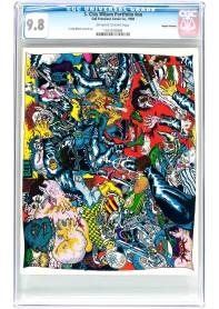 S. Clay Wilson Portfolio Comix