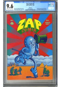 Zap Comix #4