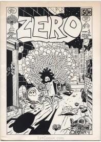 Zero Comics #1