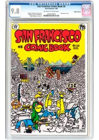 San Francisco Comic Book #5