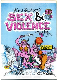 Sex and Violence Comix