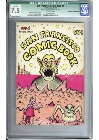 San Francisco Comic Book #1