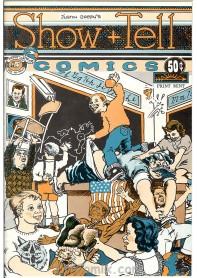 Show + Tell Comics