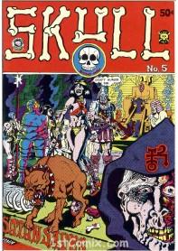 Skull Comics #5