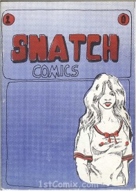 Snatch Comics - Bootleg