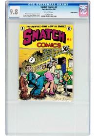 Snatch Comics #3