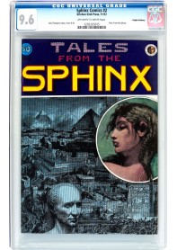 Tales From The Sphinx Comics #2