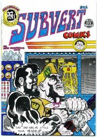 Subvert Comics 1