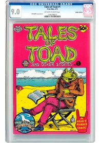 Tales of Toad #1