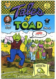 Tales of Toad #2