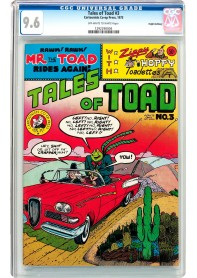 Tales of Toad #3