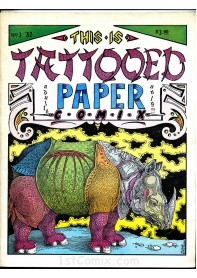 Tattooed Paper Comix