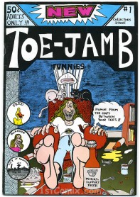 Toe Jamb Funnies 1