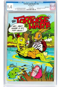 The Tortoise and the Hare #1