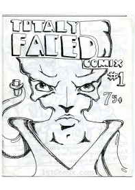 Totaly Faced Comix