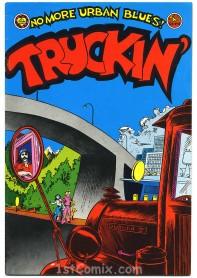 Truckin' #1
