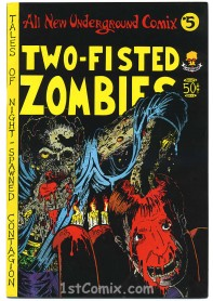 Two-Fisted Zombies