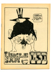 Uncle Sam Takes LSD