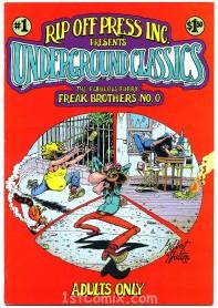 Underground Classics #1