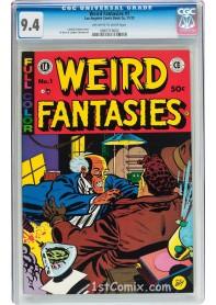 Weird Fanrtasies #1