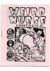 Weird Nurse Fantasies