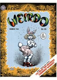 Weirdo #2 - 2nd