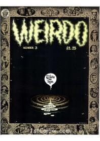 Weirdo #3- 2nd