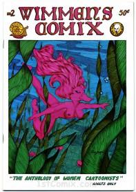 Wimmen's Comix 2