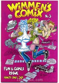 Wimmen's Comix 3